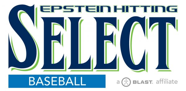 Epstein Hitting Select baseball logo