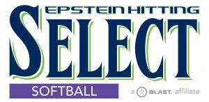 Epstein Hitting Select softball logo