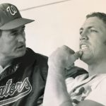 Ted Williams and Mike Epstein